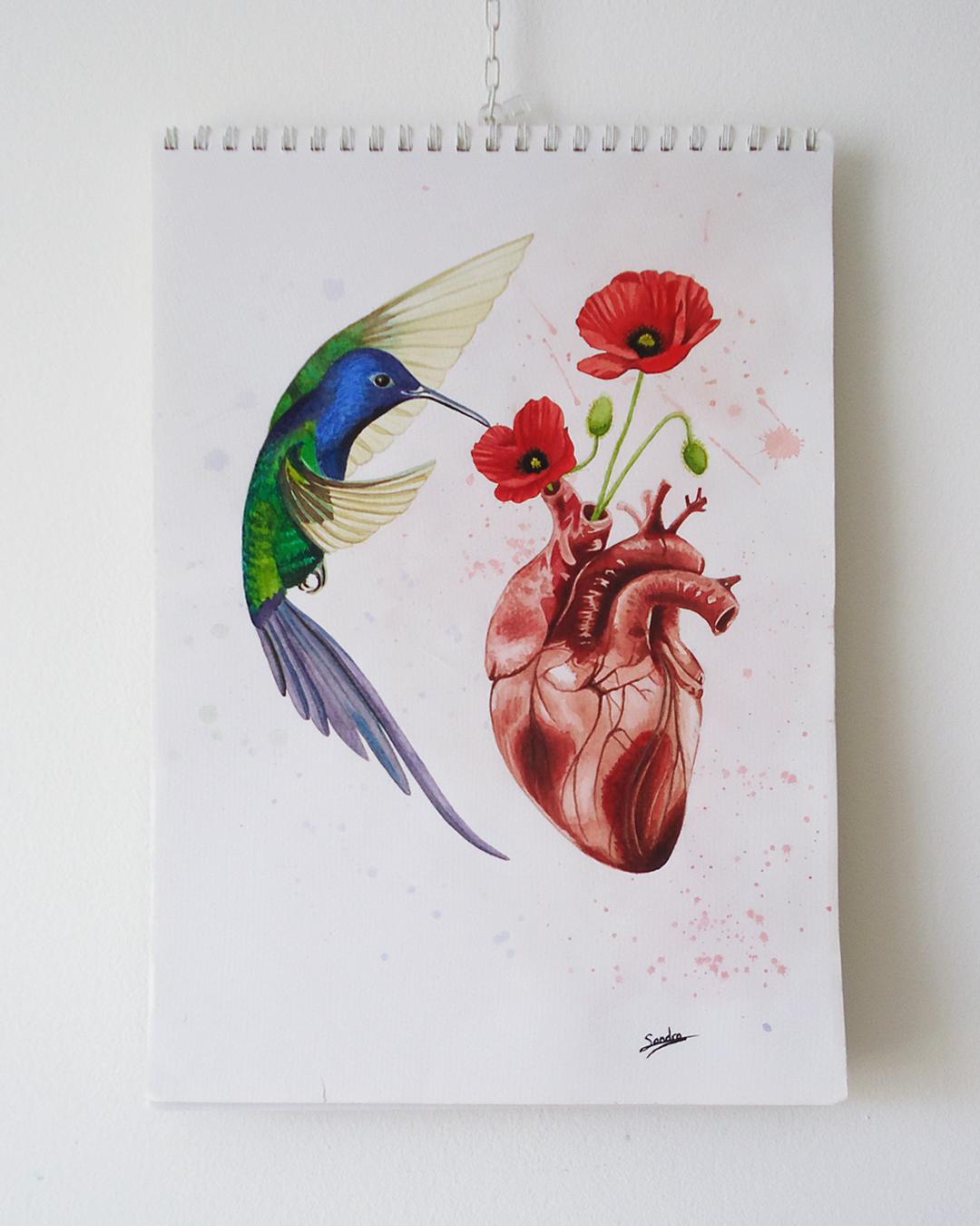 Pintura a aguarela