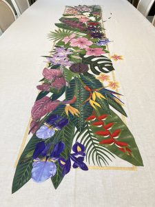 Pintura de toalha